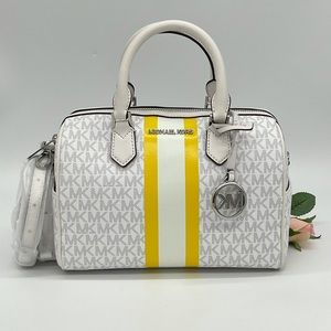 Michael Kors Small Bedford Satchel Bag